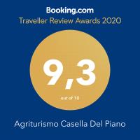 recensione booking Agriturismo Casella del Piano